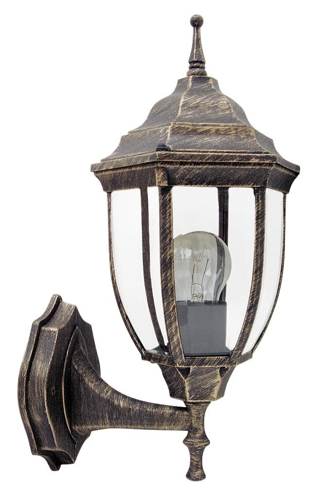 Aplica de perete exterior IP43, up light, auriu antic Nizza 8452 RX, corpuri de iluminat, lustre